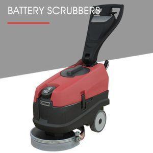 Battery Scrubbers
