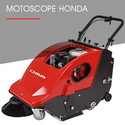 Motoscope Honda