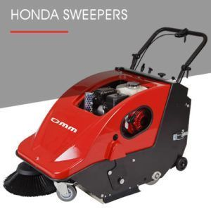 Honda Sweepers