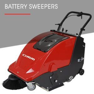 Battery Sweepers